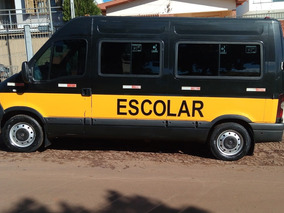 Van Master 2010 Modelo 2011 16 Lugares Completa Ar Cond