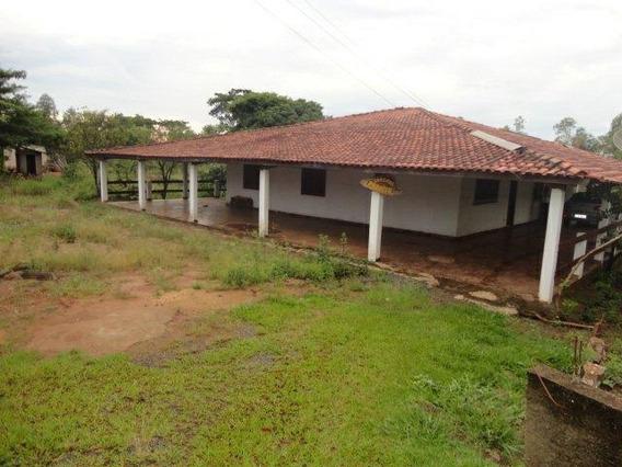 Chácara Com 4 Dormitórios À Venda, 1750 M² Por R$ 305.000 - Jardim Planalto - Mogi Mirim/sp - Ch0414