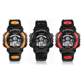 Relógio Esportivo Honhx Digital Cores