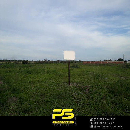 Imagem 1 de 3 de (oportunidade)  Terreno À Venda, 360 M² Por R$ 40.000 - Aeroporto - Santa Rita/pb - Te0263