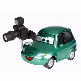 Disney Pixar Cars - Lost And Found: Dash Boardman