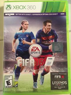 Fifa 16. Xbox 360