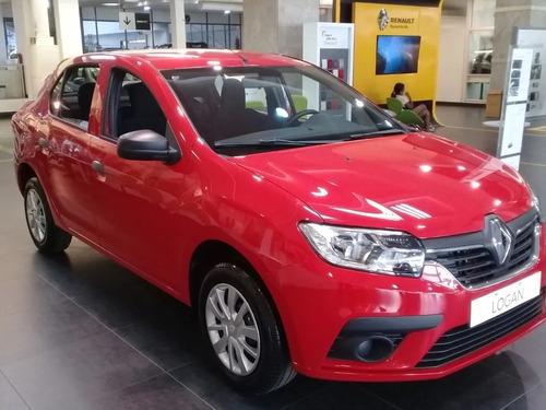 Renault Logan Life 1.6 Entrega Pactada Cuotas Tasa 0% (dv)