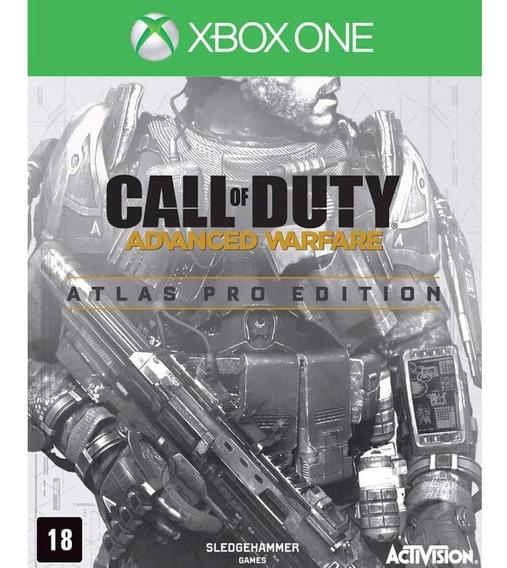 Call Of Duty Pro Advanced Warfare Xbox One Conectado
