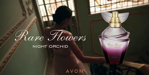 Rare Flowers Night Orchid Eau De Parfum