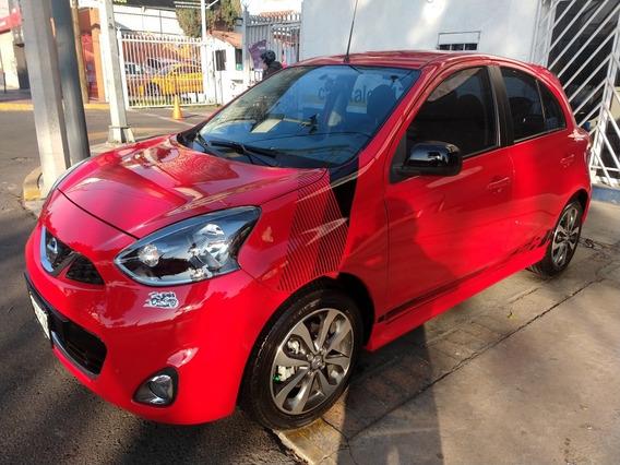 Nissan March 1.6 Sr Navi Mt 2014