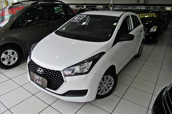 Hyundai Hb20 Hb20 1.0 Unique 12v Flex 4p Manual