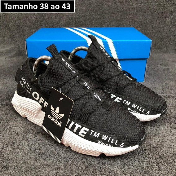Tenis Masculino Off White