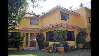 Rento Casa En Privada En Lomas Altas Y Constituyentes