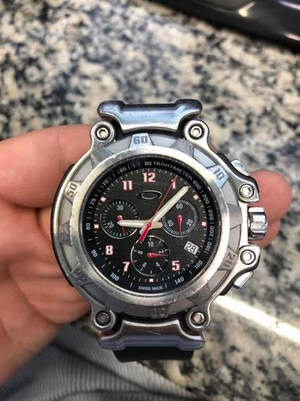 Relógio Oakley Crankcase Original