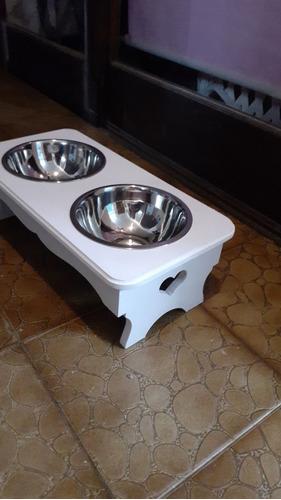 Imagen 1 de 1 de Comedero Para.perros Y Gatos