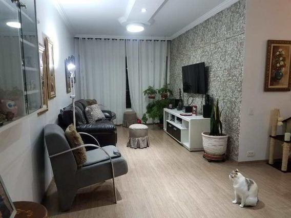 Apartamento Com 3 Dorms, Vila Parque Jabaquara, São Paulo - R$ 570 Mil, Cod: 90933 - V90933