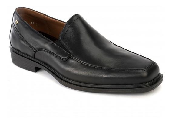 Zapato De Vestir De Piel Jarking 5002 Negro Para Caballero