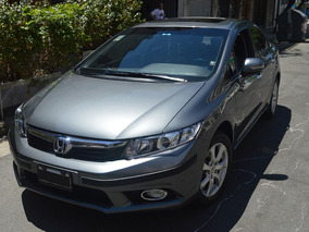 Honda Civic 1.8 Exs Mt 140cv....impecable..!!!