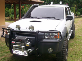 Nissan Frontier 2.8 Xe Cab. Dupla 4x4 4p