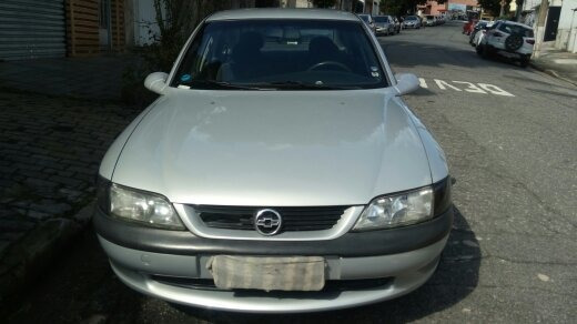 Gm Vectra Gls 2.0 Prata
