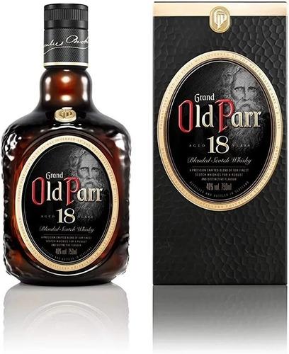 Imagen 1 de 10 de Whisky Old Parr 18 Años (750.ml) 100 % Original