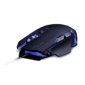 Mouse Gamer Warrior 3200dpi Usb Preto - Mo261 - Multilaser