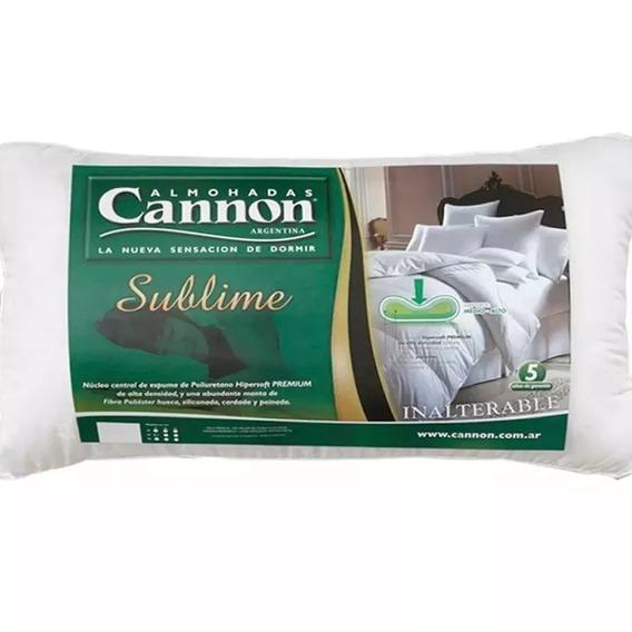 Almohada Sublime Cannon 070x040