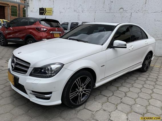 Mercedes Benz Clase C 200 C Edition