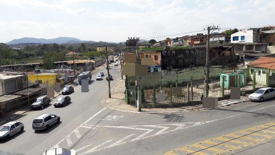 Terreno Para Alugar, 550 M² Por R$ 4.800/mês - Vila Nova Bonsucesso - Guarulhos/sp - Cód. Te0518 - Te0518