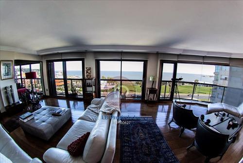 Apartamento 250 Mts2 Recepción Estar 3 Suites Garage X 3
