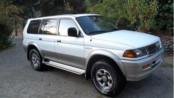 Montero Sport Automático 1999