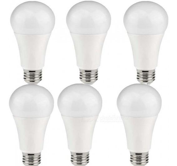 Os Bulbos Do Diodo Emissor De Luz De 12w E26 / E27 Aquecem O