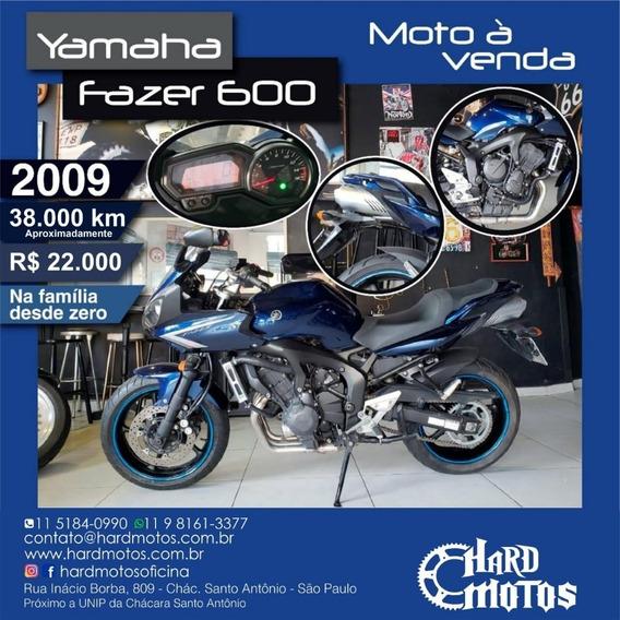 Yamaha Fazer Fz6 Fazer 600 S