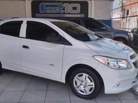 Chevrolet Onix Ls 1.0 Flex Completo + Som