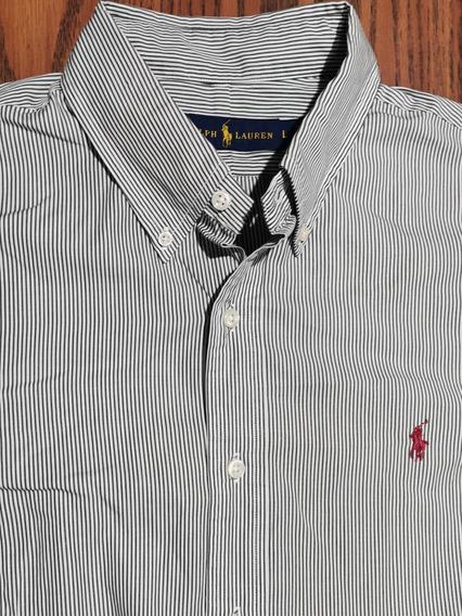 Camisa Polo Ralph Lauren L Original Nueva (no Nautica, Etro)