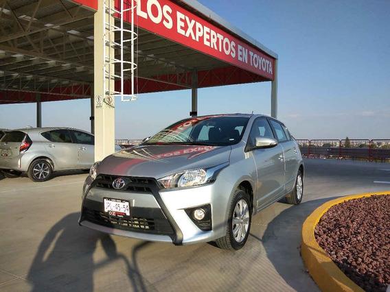 Toyota Yaris 2017 5p Hatchback S L4/1.5 Man Certificado