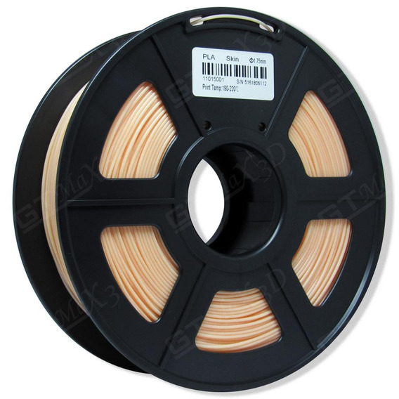 Filamento Pla Plus Nude - 1.75mm - 1kg