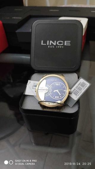 Relógio Lince Masc.