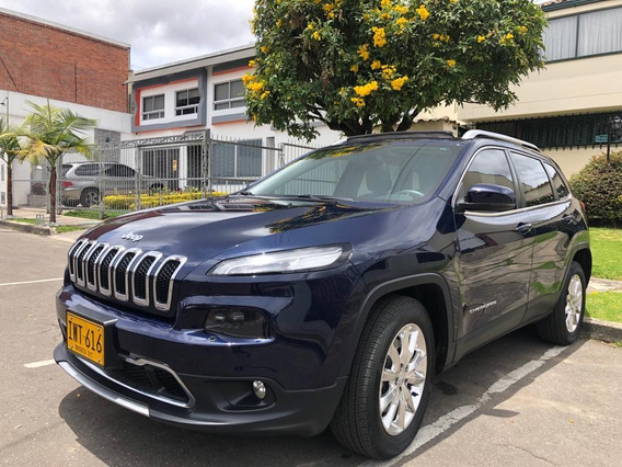 Jeep Cherokee Limited At 3200 Usa Full Equipo