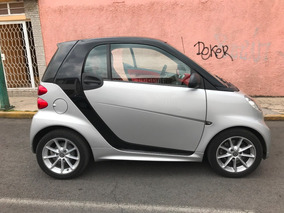 Smart Fortwo Coupe Passion Aa Mt Como Nuevo