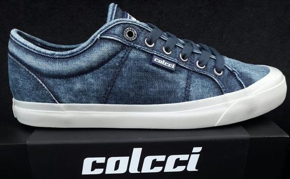 Tênis Masculino Colcci Jeans Augusto 40 Ao 43 -100% Original - Nova Coleção