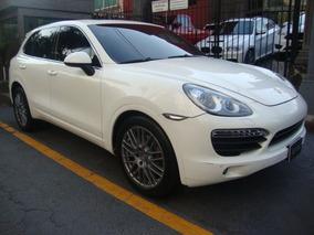 Porsche Cayenne S 2011 V8 Linea Nueva Factura De Agencia