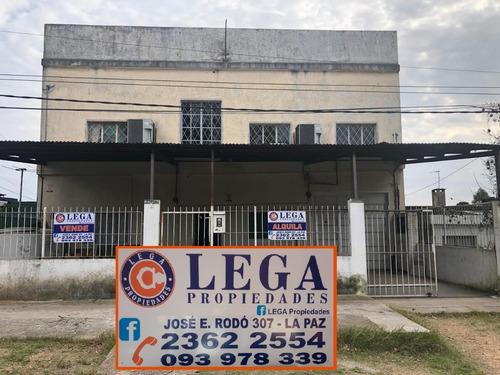 Lega Propiedades Alquila Gran Local Con Alarma.