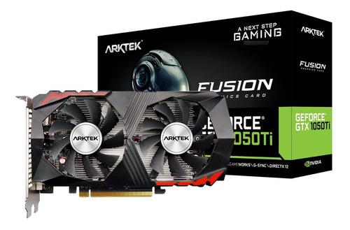 Imagen 1 de 4 de Placa Video Arktek Nvidia Geforce Gtx 1050ti 4gb Gddr5 Hdmi
