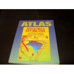 Atlas História Do Brasil Flavio De Campos / Miriam Dolhnikof
