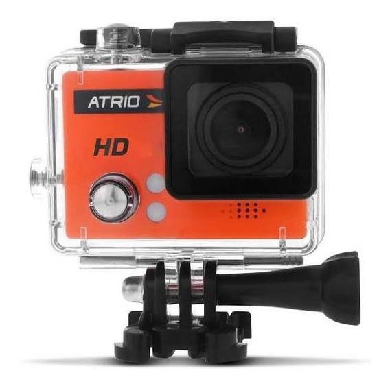 Camera De Acao Atrio Fullsport Cam Hd Dc186