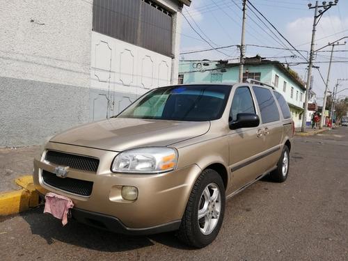 Diagramas Electricos Chevrolet Uplander (2005-2009)