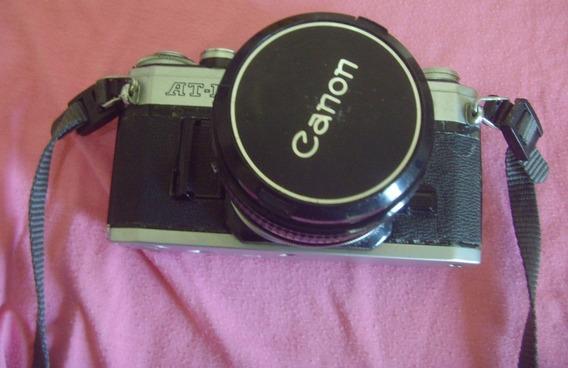 Camera Fotográfica Profissional Cannon Modelo At-1