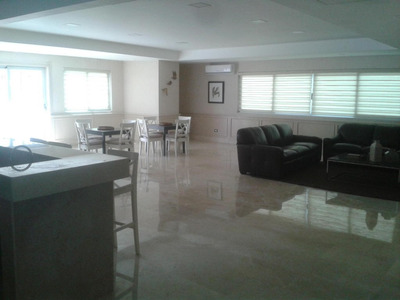 Apartamento En Alquiler 3h Con Baño Linea Blanca Gym En Naco