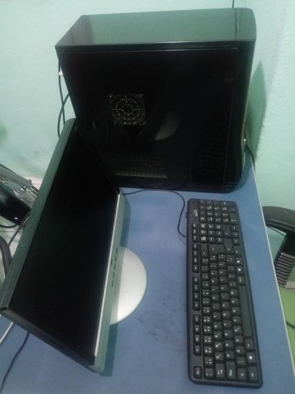Computador Seatech, Intel Pentium 4, 2gb De Ram E 320 Hd.