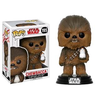 Funko Pop Chewbacca Star Wars 195 Baloo Toys