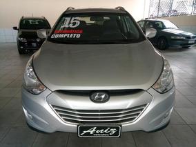 Hyundai Ix35 2015 Automatica Botao De Start Flex Prata