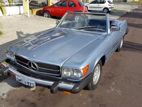 Mercedes Benz Sl 450 1979 / Troco Por Antigos R$ 120 000