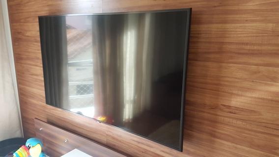 Tv Samsung Q60 55 - Tela Quebrada